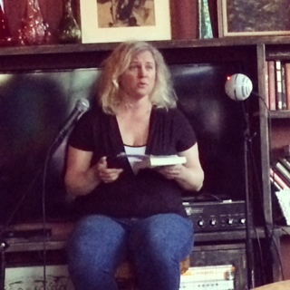 "GVR Crocillo reading from her contemporary (and humerous) novel ""Some Like It Rough"""