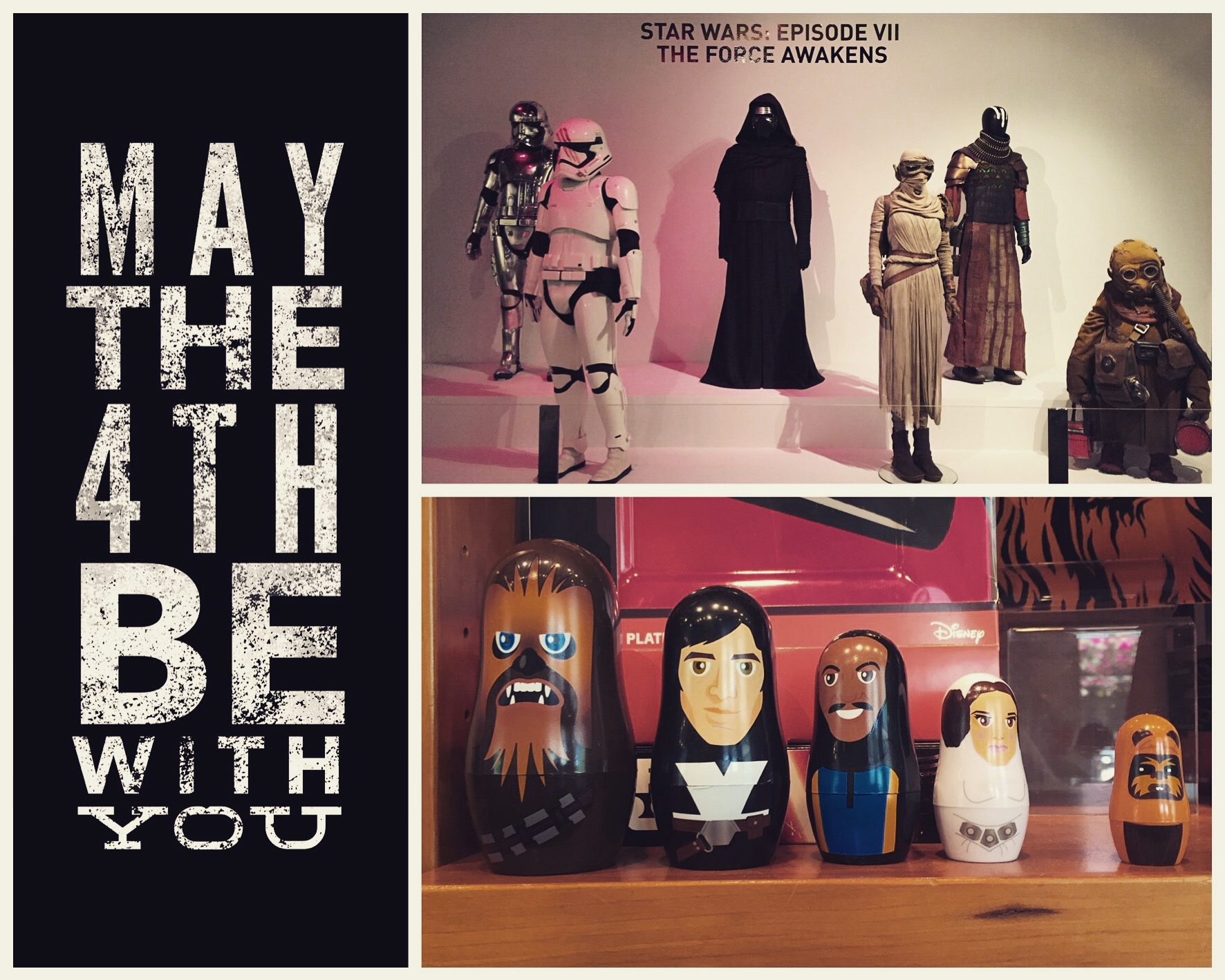 Day 4 - #MayThe4thBeWithYou